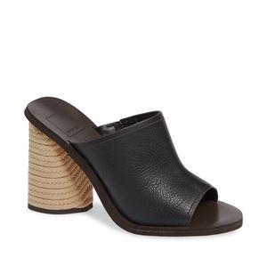 Dolce Vita Alba Heel Mule Sandal
